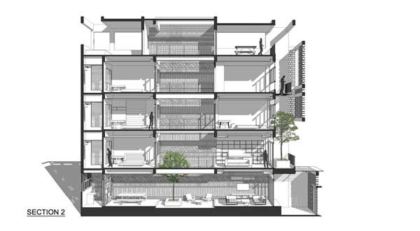 TDN 住宅丨i.House Architecture and Construction